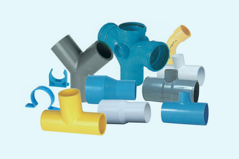 uPVC Fittings For Pressure Pipe